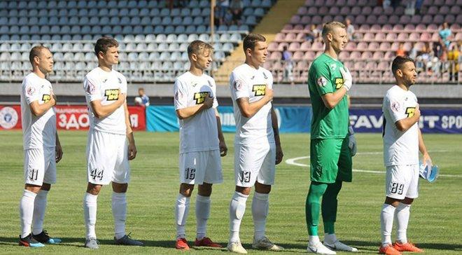 Первая победа Висенте Гомеса в видеообзоре матча Львов – Олимпик – 0:1