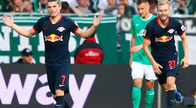 РБ Лейпциг у меншості розбив Вердер, Баварія розбомбила Кельн: 5-й тур Бундесліги, матчі суботи