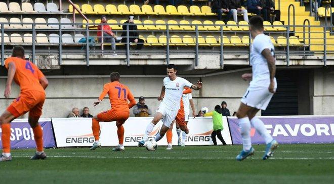 Расточительство Зари и парад карточек в видеообзоре матча против Мариуполя – 0:0