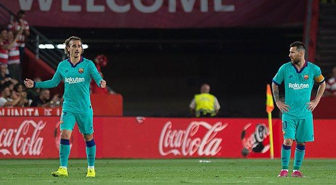 Барселона видала найгірший старт у Ла Лізі за 25 років