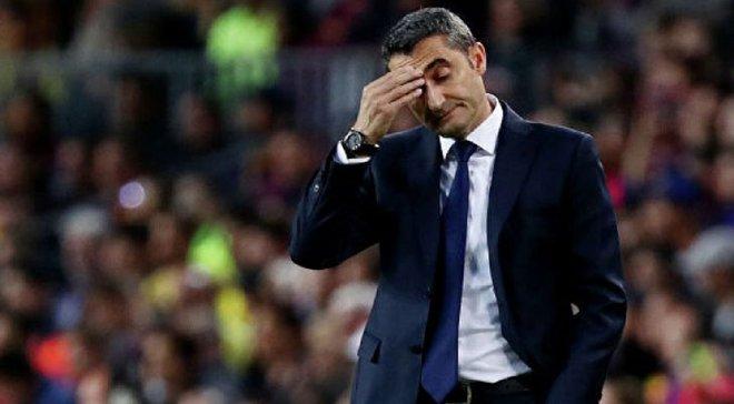 Вальверде прокоментував провал Барселони у матчі з Гранадою