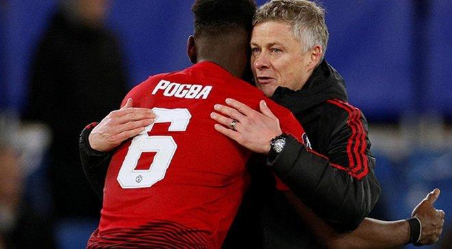 Сульшер однозначно прокомментировал судьбу Погба в Манестер Юнайтед
