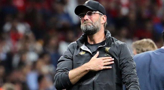 Клопп отреагировал на слова Гвардиолы о чемпионстве Ливерпуля