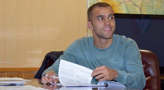 Ворскла добавила в заявку испанца Рея – воспитанник Барселоны может дебютировать в матче против Динамо