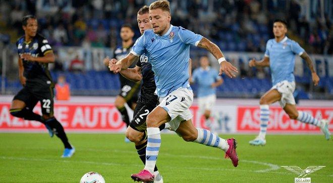Лаціо впевнено здолав Парму, Аталанта з Маліновським у старті вирвала нічию у Фіорентини: 4-й тур Серії А, матчі неділі