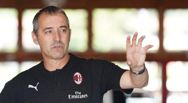 Милан может вскоре уволить Джампаоло – тренер получил три матча для улучшения результатов