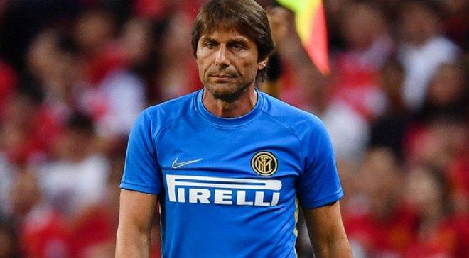 Конте оценил старт Интера в сезоне 2019/20
