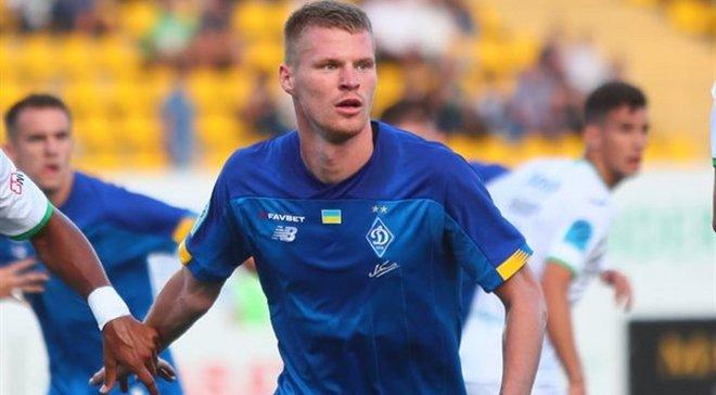 Динамо – Ворскла: Бурда зазнав травми і покинув поле на ношах