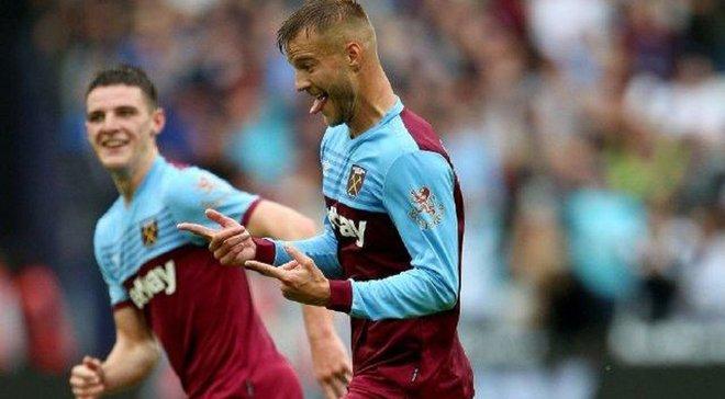 Вест Хем – Манчестер Юнайтед: Ярмоленко став найкращим гравцем матчу за версією фанатів