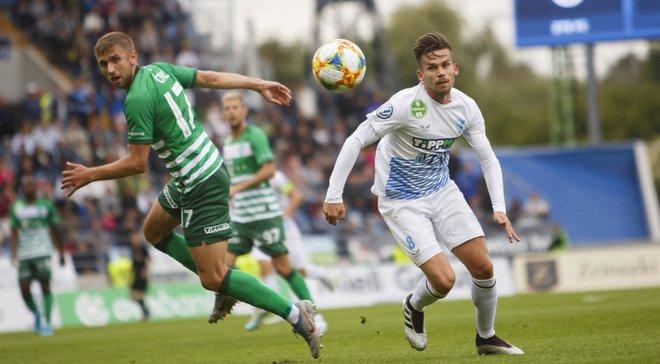 Ференцварош Реброва вырвал победу на последних минутах матча против Залаэгерсега