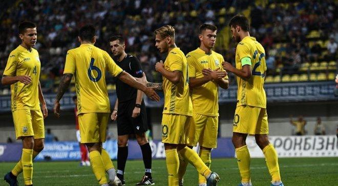Молодежная сборная Украины снова сыграет во Львове