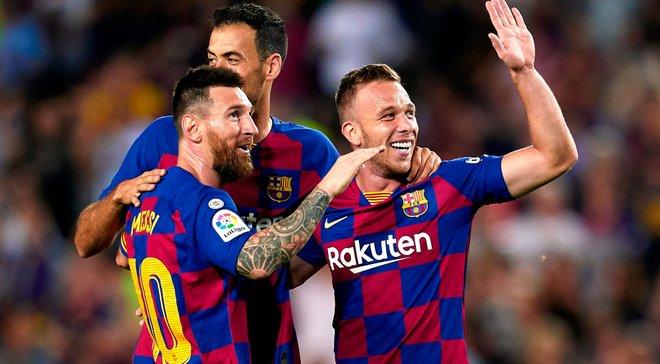 """Барселона перемогла Вільяреал: відсутність прогресу """"блаугранас"""", магічність Фаті та тривожна травматичність Мессі"""