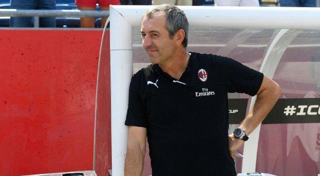 Мілан може призначити екс-тренера запеклого ворога на місце Джампаоло