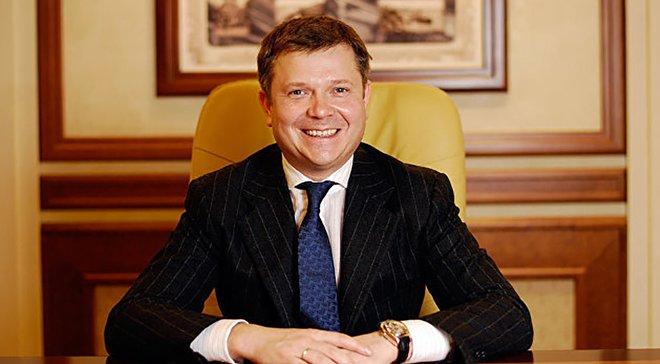 Почетный президент Ворсклы Жеваго вызван на допрос в Государственное бюро расследований Украины