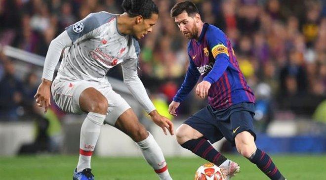 Месси выбрал Мане и Роналду в голосовании FIFA The Best-2019, ван Дейк подарил аргентинцу максимум баллов