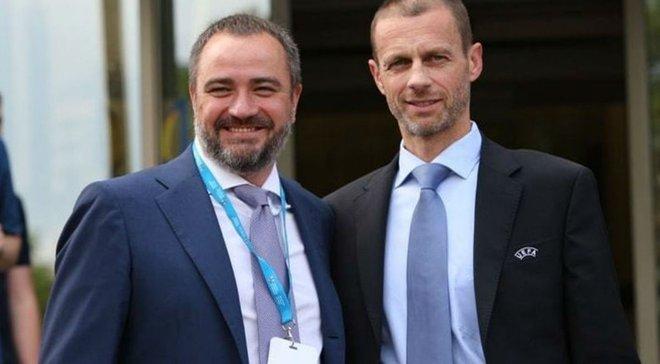 Сегодня УЕФА назовет хозяев финалов еврокубков – на один из них претендует Украина