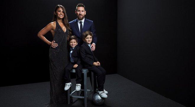 Месси растрогал всех словами о своих сыновьях на церемонии FIFA The Best-2019 – трогательная речь аргентинца