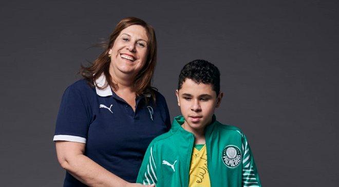 Фанат года по версии ФИФА – Сильвия Грекко, которая помогает своему сыну с инвалидностью жить мечтой о футболе