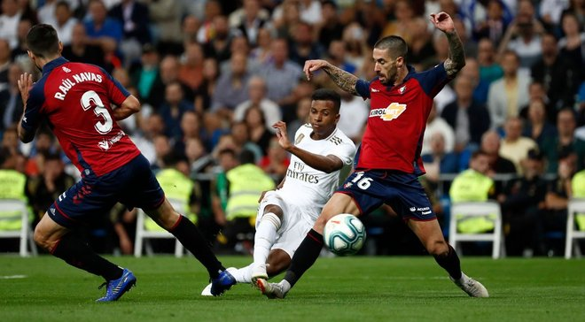 Яркий перформанс талантов Реала на Бернабеу в обзоре матча с Осасуной