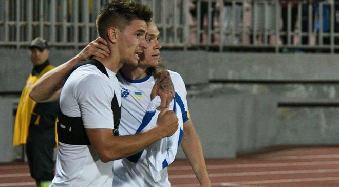 Спасительный гол Вербича в видеообзоре матча Мариуполь – Динамо – 0:1