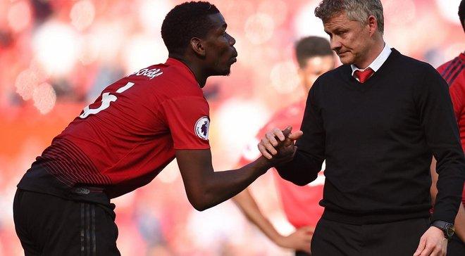 Сульшер рассказал, сможет ли Погба выйти в центральном матче 7 тура АПЛ против Арсенала