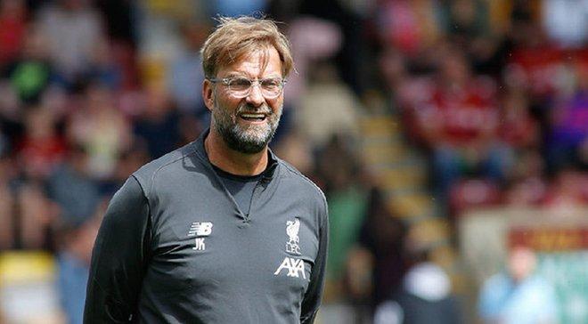 Клопп назвав бажаного наступника на посаді тренера  Ліверпуля