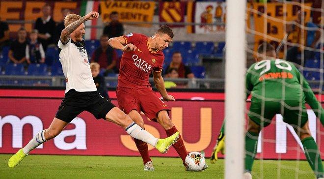 Рома – Аталанта – 0:2 –  відео голів та огляд матчу