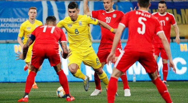 Циганик: Півтори тисячі квитків на матч Україна – Сербія були просто анульовані