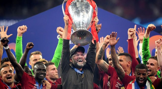 УЕФА назвал хозяев финальных матчей Лиги чемпионов следующих трех сезонов