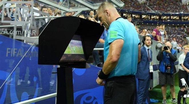 Ліга Європи: система VAR працюватиме на матчах плей-офф сезону 2019/20