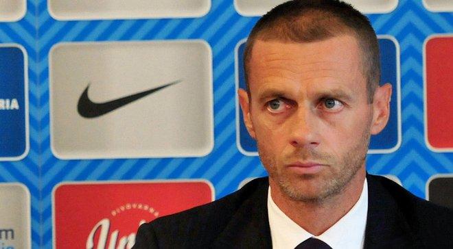 УЄФА планує створити незалежний орган для боротьби з договірними матчами