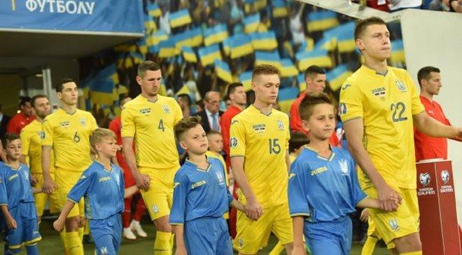 УЄФА опублікував календар Ліги націй 2020/21 – збірна України гратиме серед еліти