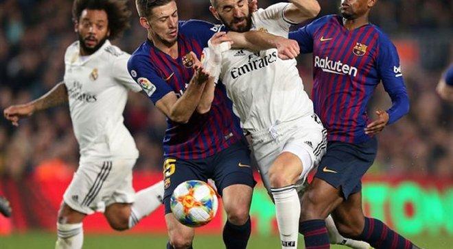 Барселона – Реал: перше Ель Класіко сезону 2019/20 розпочнеться у дуже ранній час