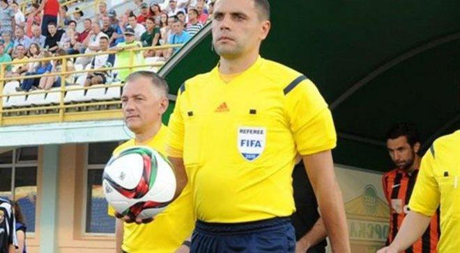 Динамо – СК Днепр-1: матч обслужит Абдула – судейские назначения 9 тура УПЛ