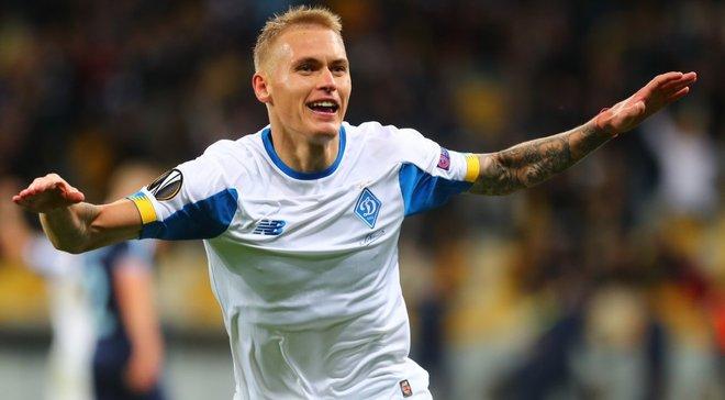 Шабанов и Буяльский попали в топ-100 лучших игроков Лиги Европы после 1 тура группового этапа