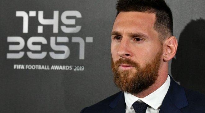 Мессі в центрі скандалу через ФІФА – з'явилися докази махінацій під час визначення переможців The Best-2019