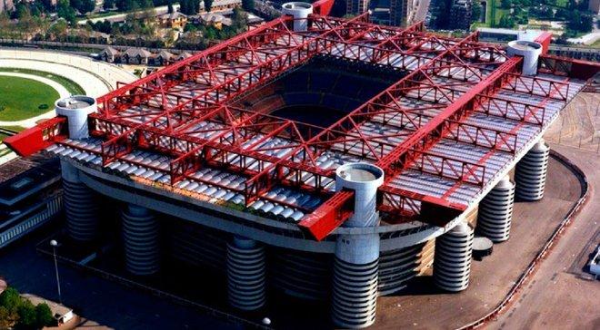 Интер и Милан представили два проекта нового стадиона