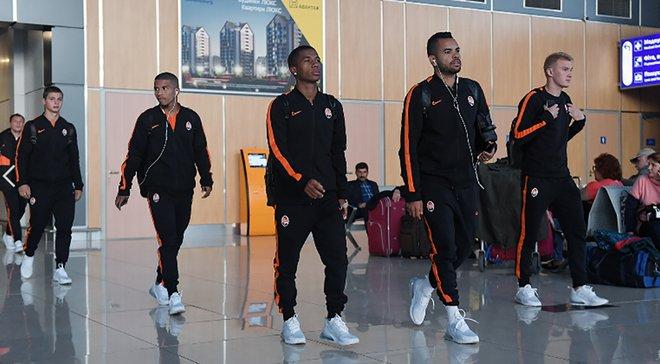 """Шахтар прибув до Харкова на матч з Ворсклою – у заявці """"гірників"""" відсутні два гравці основи"""