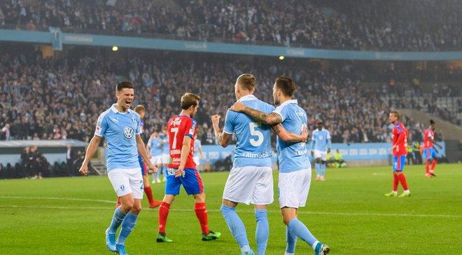 Динамо розізлило Мальме – друга поспіль розгромна перемога шведів після невдачі в Лізі Європи