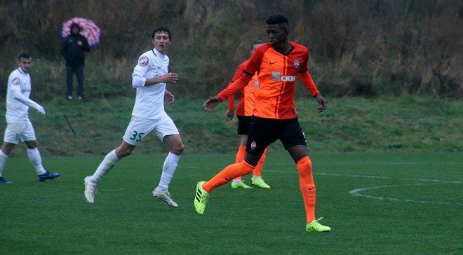 Ворскла U-21 переграла Шахтар попри гол Сікана та очолила молодіжну першість