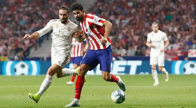 Атлетико расписал ничью с Реалом: провальное мадридское дерби, перфоманс Облака и Партея на фоне очередного фиаско Азара
