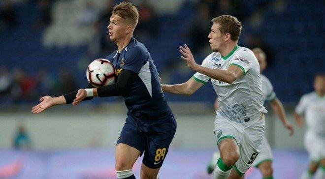 Вірт: Супряга матиме особливу мотивацію на матч з Динамо