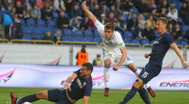 Динамо – СК Днепр-1: онлайн-трансляция матча УПЛ – как это было