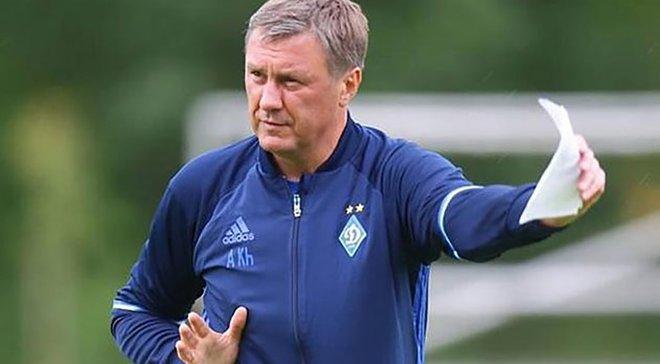 Хацкевич: Динамо – не топ-клуб