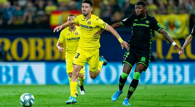 Вильярреал дома разгромил Бетис в матче с 6-ю голами