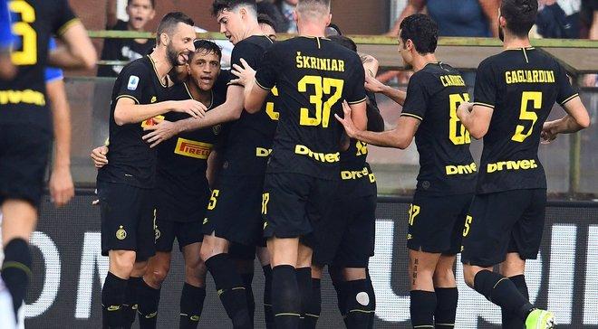 Аталанта с Малиновским уничтожила Сассуоло, Интер в меньшинстве переиграл Сампдорию: 6-й тур Серии А, матчи субботы