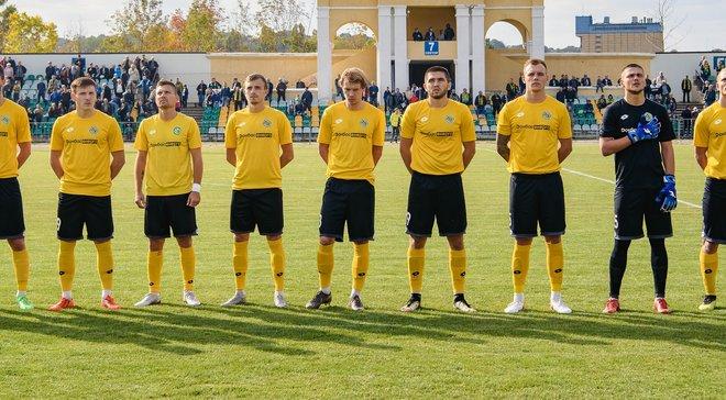 Перша ліга: Авангард мінімально обіграв МФК Металург