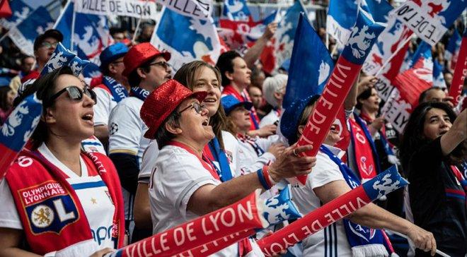 Фанати Ліона створили оригінальний перфоманс проти раннього початку матчів у Лізі 1