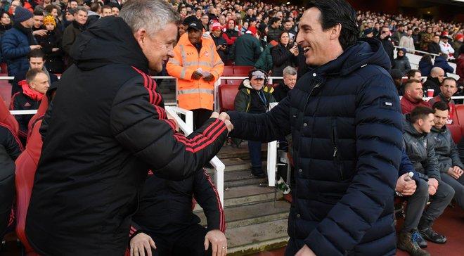 """Манчестер Юнайтед – Арсенал: Емері позитивно оцінив шанси """"канонірів"""" на три очки"""