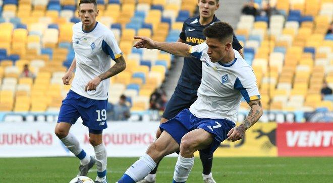 Вербіч розповів, коли Динамо розпочне підготовку до матчу Ліги Європи проти Лугано